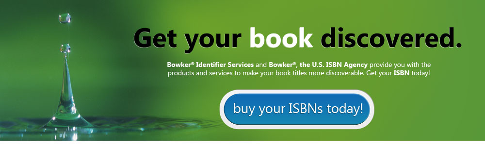 Welcome to the U.S. ISBN Agency! | ISBN.org